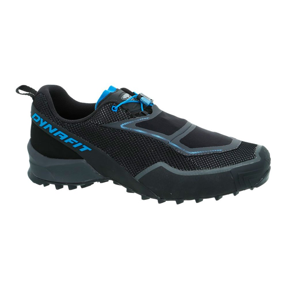 Trail running Dynafit Speed Mtn EU 45 Black / Methyl Blue