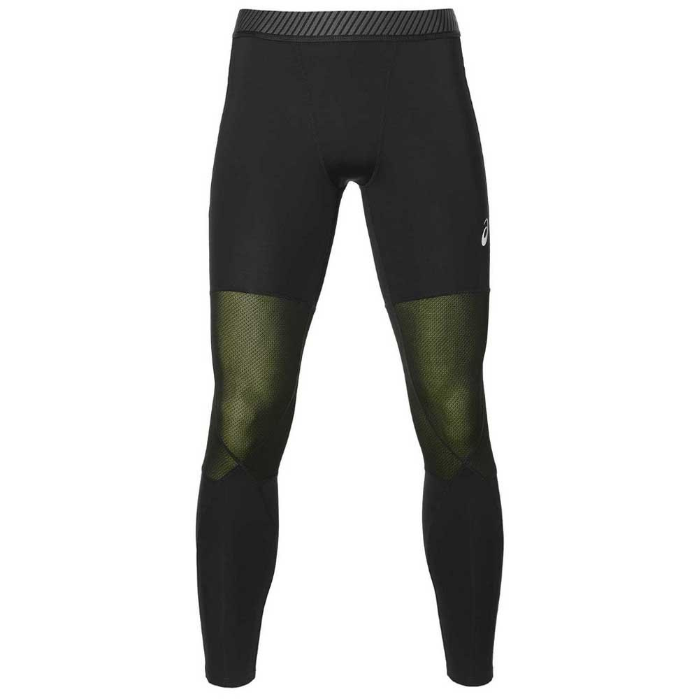 número Arábica Conquistar  Asics Base Layer Long Tight Black buy and offers on Runnerinn