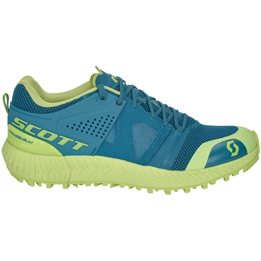 Zapatillas trail running Scott Kinabalu Power EU 37 1/2 Blue / Green
