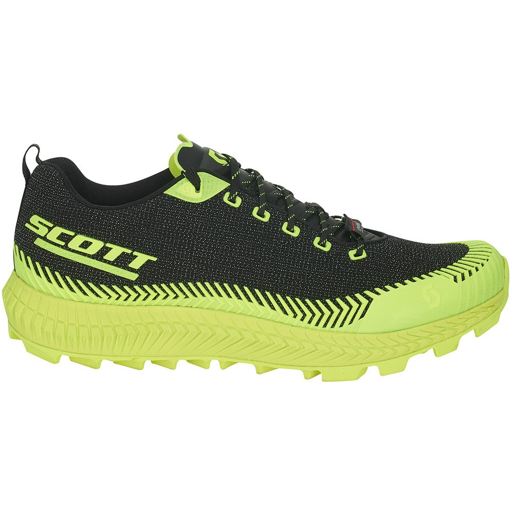 Zapatillas trail running Scott Supertrac Ultra Rc EU 40 Black / Yellow