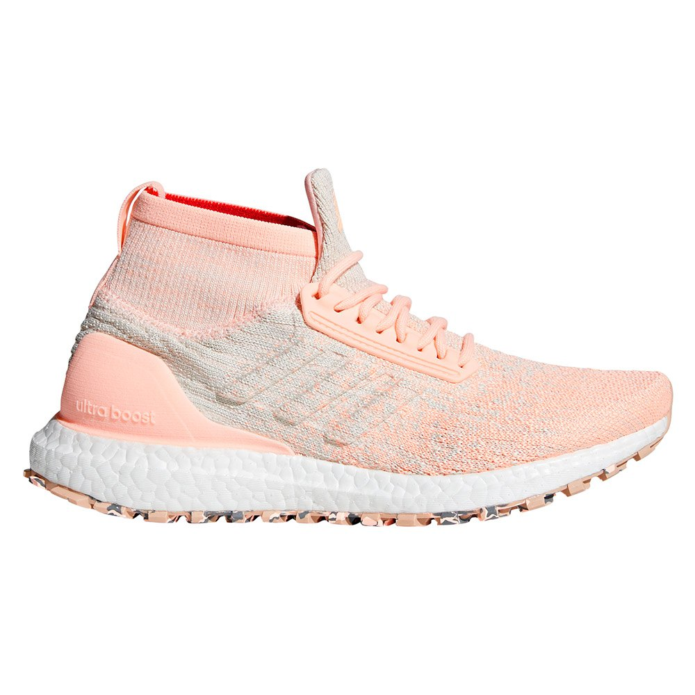 finest selection c1015 1c224 adidas Ultraboost All Terrain Pink buy and offers on Runneri