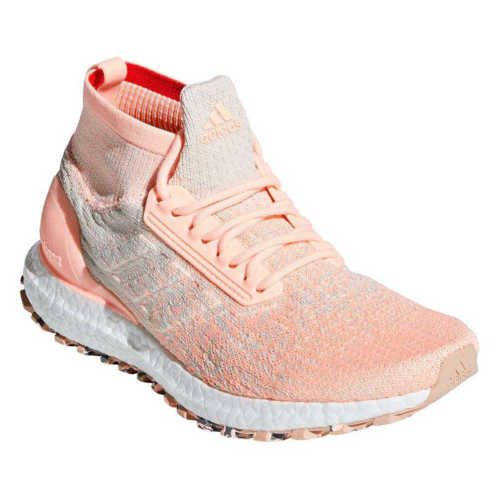 b9f3f26b22cac adidas Ultraboost All Terrain Pink buy and offers on Runnerinn