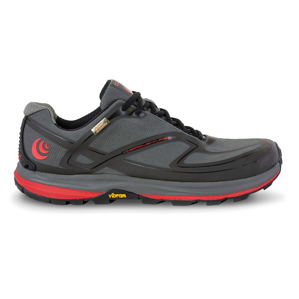 Trail running Topo-athletic Hydroventure 2 EU 42 Charcoal / Red