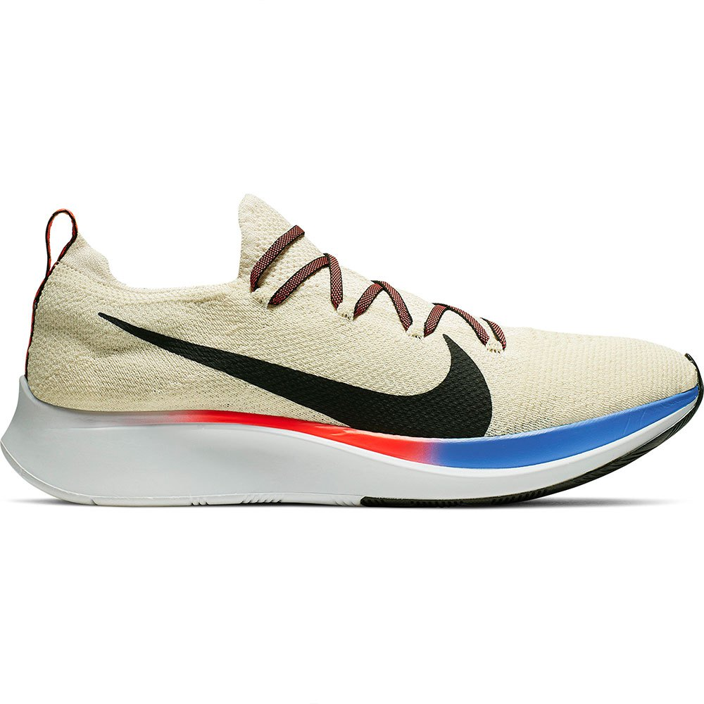 Terminología demostración Giro de vuelta  Nike Zoom Fly Flyknit Beige buy and offers on Runnerinn