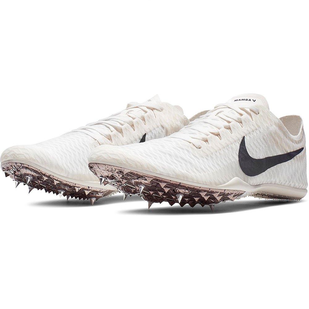Nike Zoom Mamba V Белая, Runnerinn Бутсы