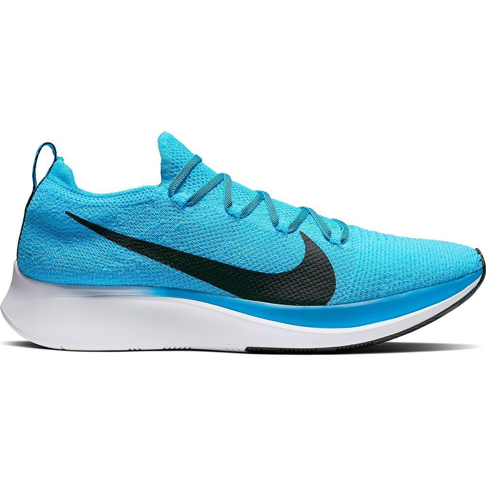 bomba Mal crimen  Nike Zoom Fly Flyknit Blue buy and offers on Runnerinn