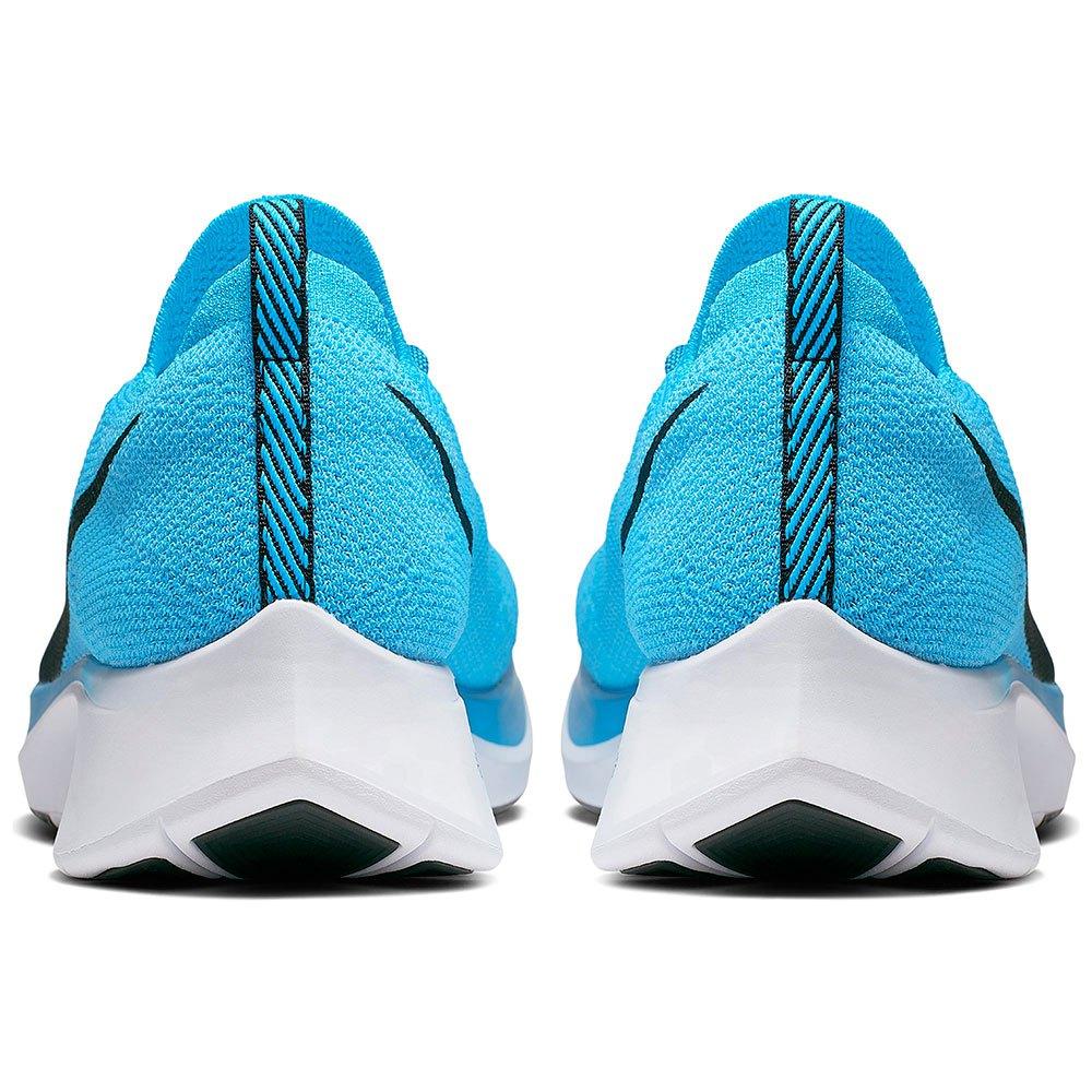 Nike Zoom Fly Flyknit Blå kjøp og tilbud, Runnerinn Sneakers