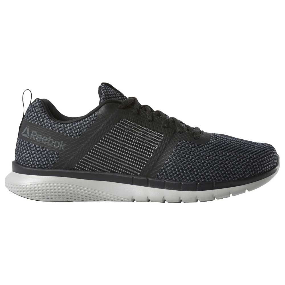 c47a31a09989 Reebok PT Prime Runner FC Grey buy and offers on Runnerinn