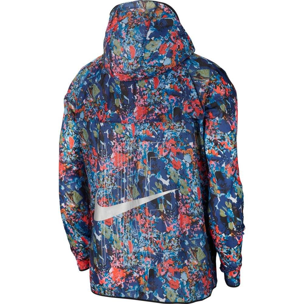 Nike Run Windrunner Printed Multicouleur, Runnerinn