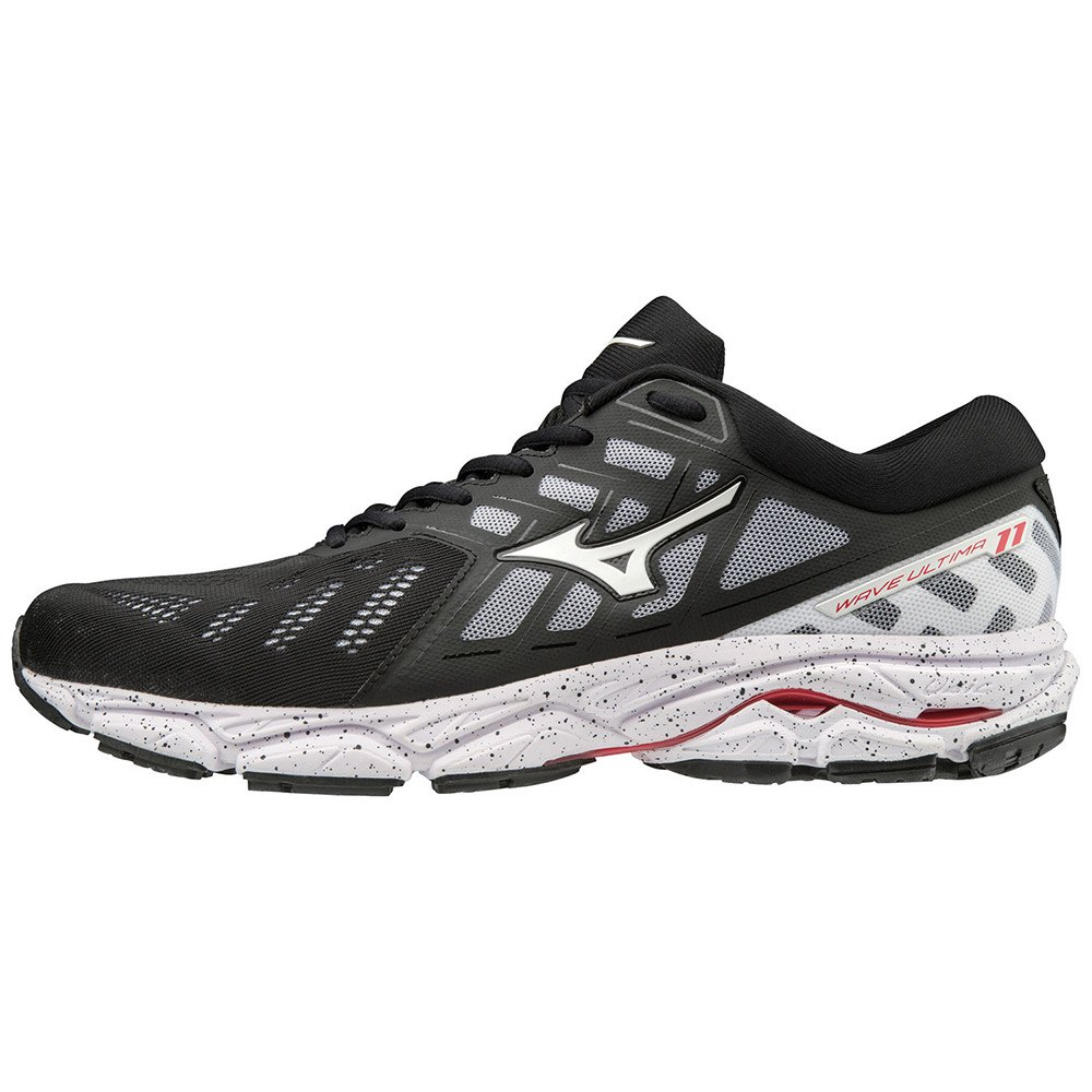 Zapatillas running Mizuno Wave Ultima 11 EU 40 White / White / Black
