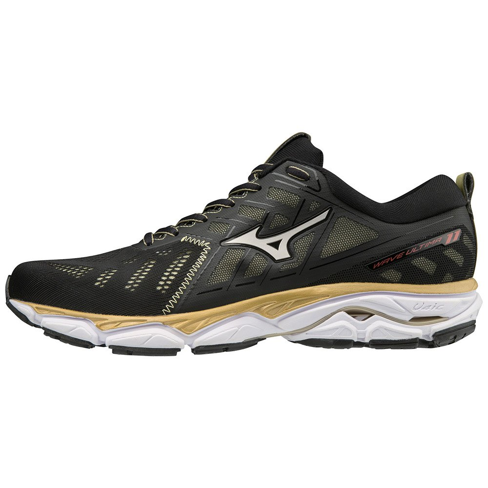 Mizuno Wave Ultima 11 Amsterdam EU 40 Black / Gold / White