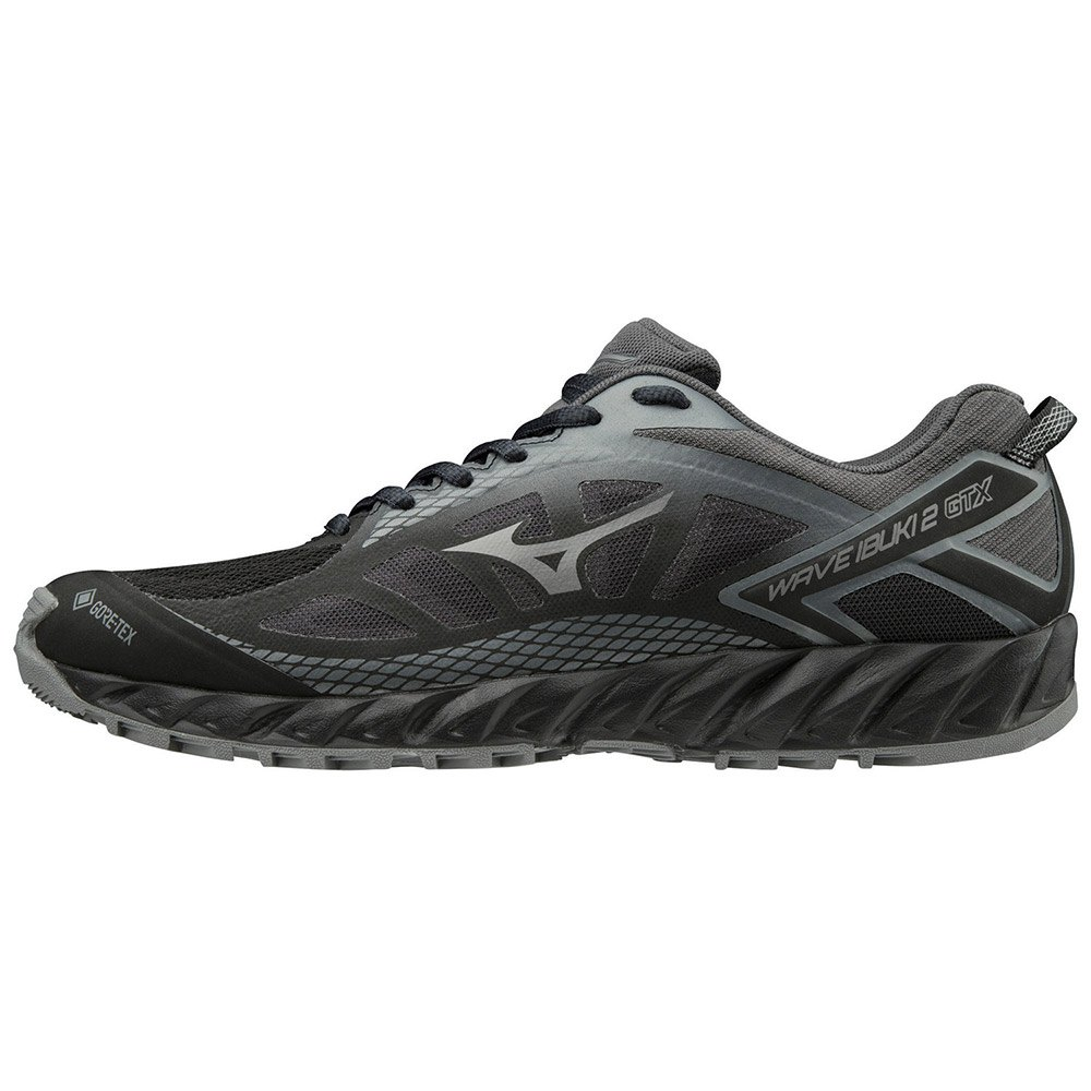 Mizuno Wave Ibuki 2 Goretex EU 40 Black / Quiet Shade / Dark Shadow