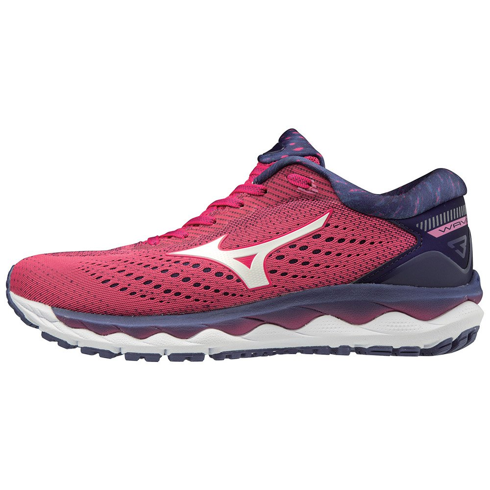 Running Mizuno Wave Sky 3