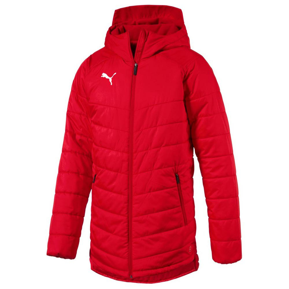 PUMA Mens Liga Sideline Bench Jacket Long Track