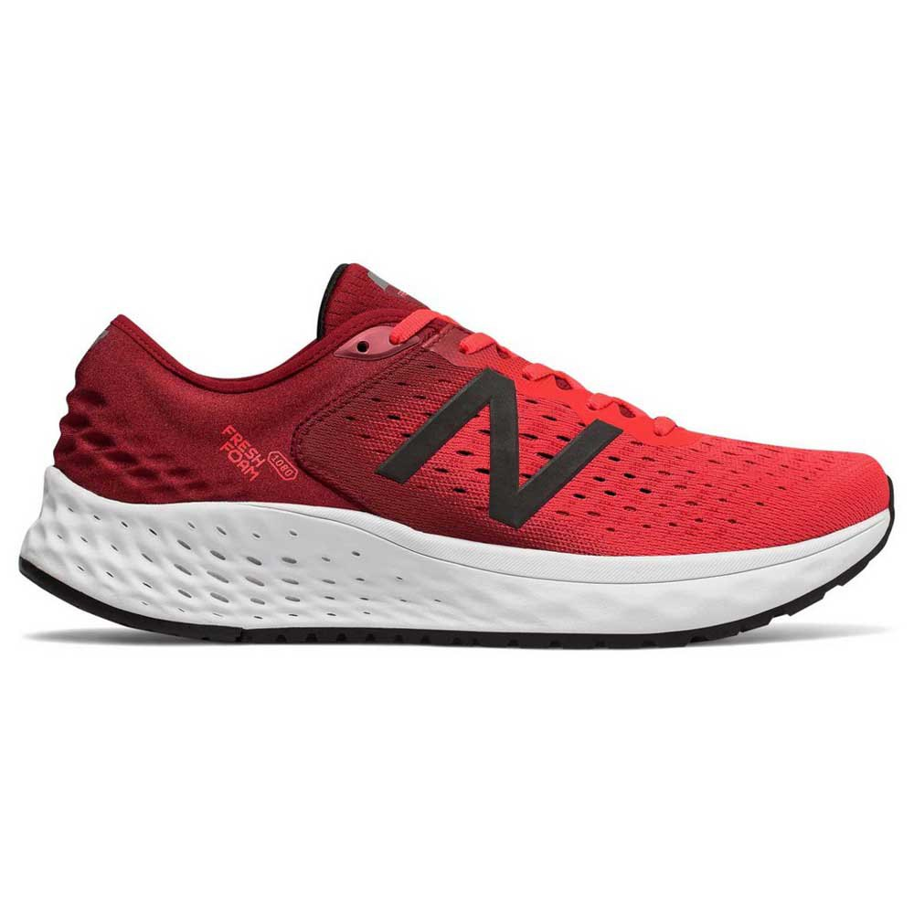 Transeúnte Polémico flor  New balance Fresh Foam 1080 V9 Red buy and offers on Runnerinn