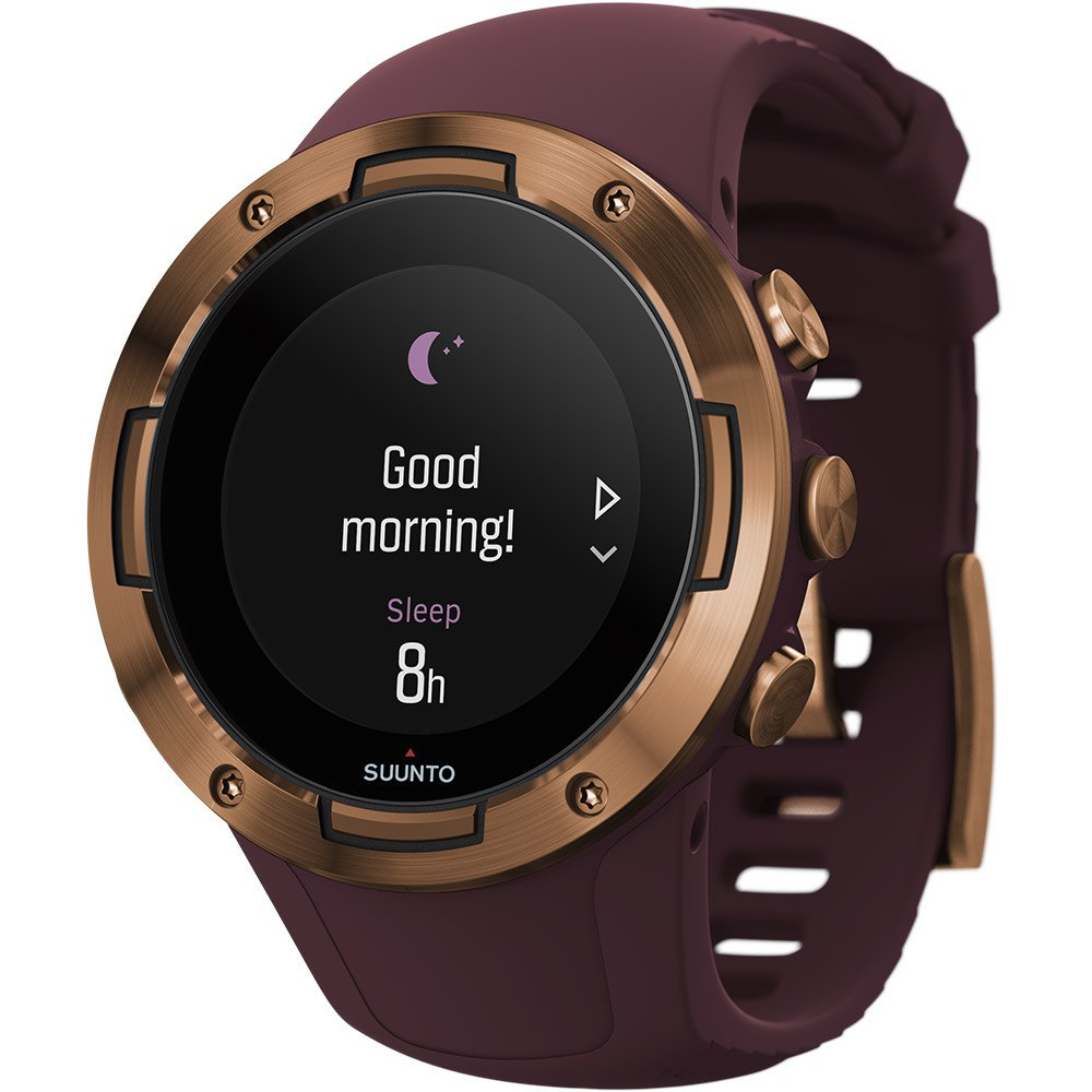 Relojes Suunto 5 G1 One Size Burgundy Copper