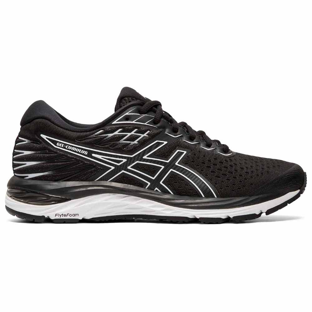 Zapatillas running Asics Gel Cumulus 21 EU 35 1/2 Black / White