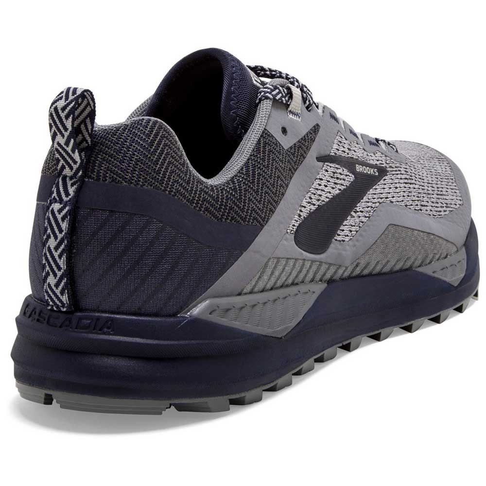 Brooks Cascadia 14 Wide Grey buy and