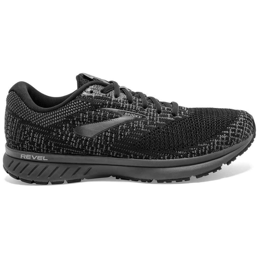 Zapatillas running Brooks Revel 3 EU 41 Black / Pearl / Primer