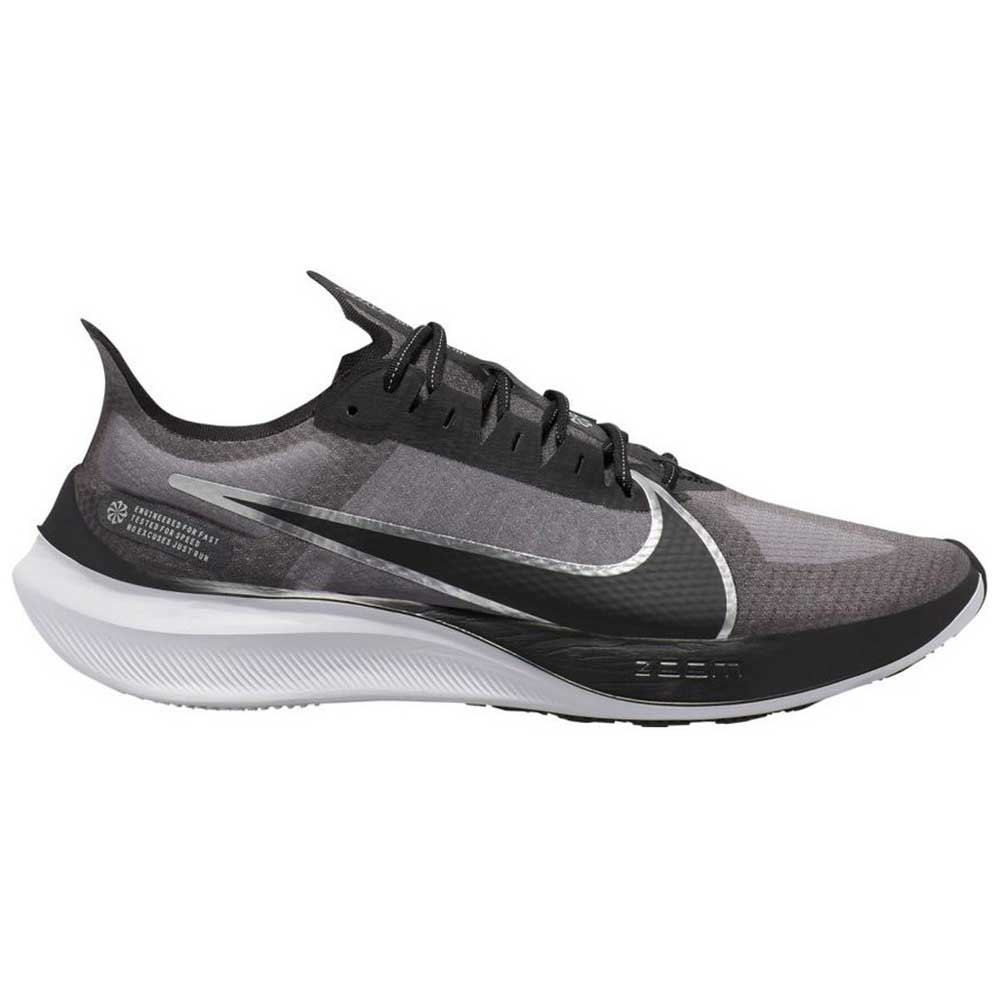 Nike Zoom Gravity EU 43 Black / Metallic Silver / Wolf Grey / White