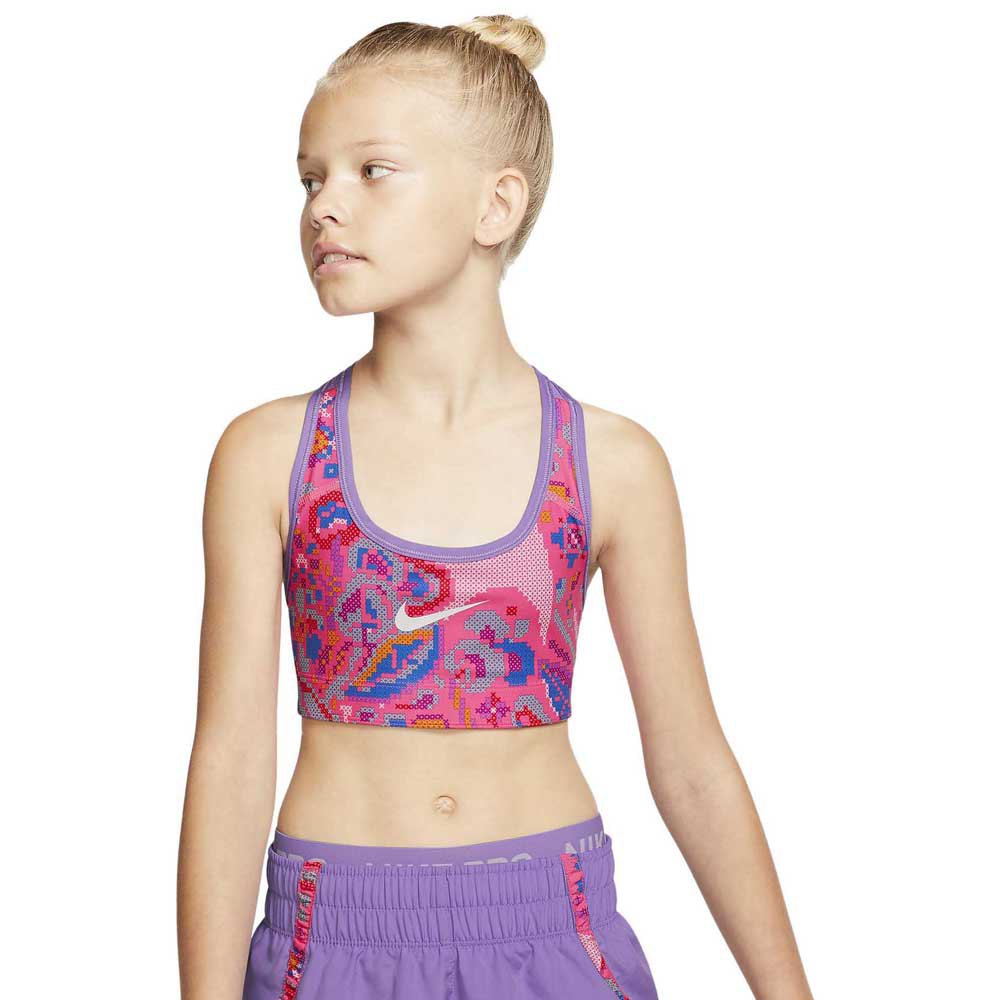 Ropa interior técnica Nike Pro Classic Reversible Printed Femme