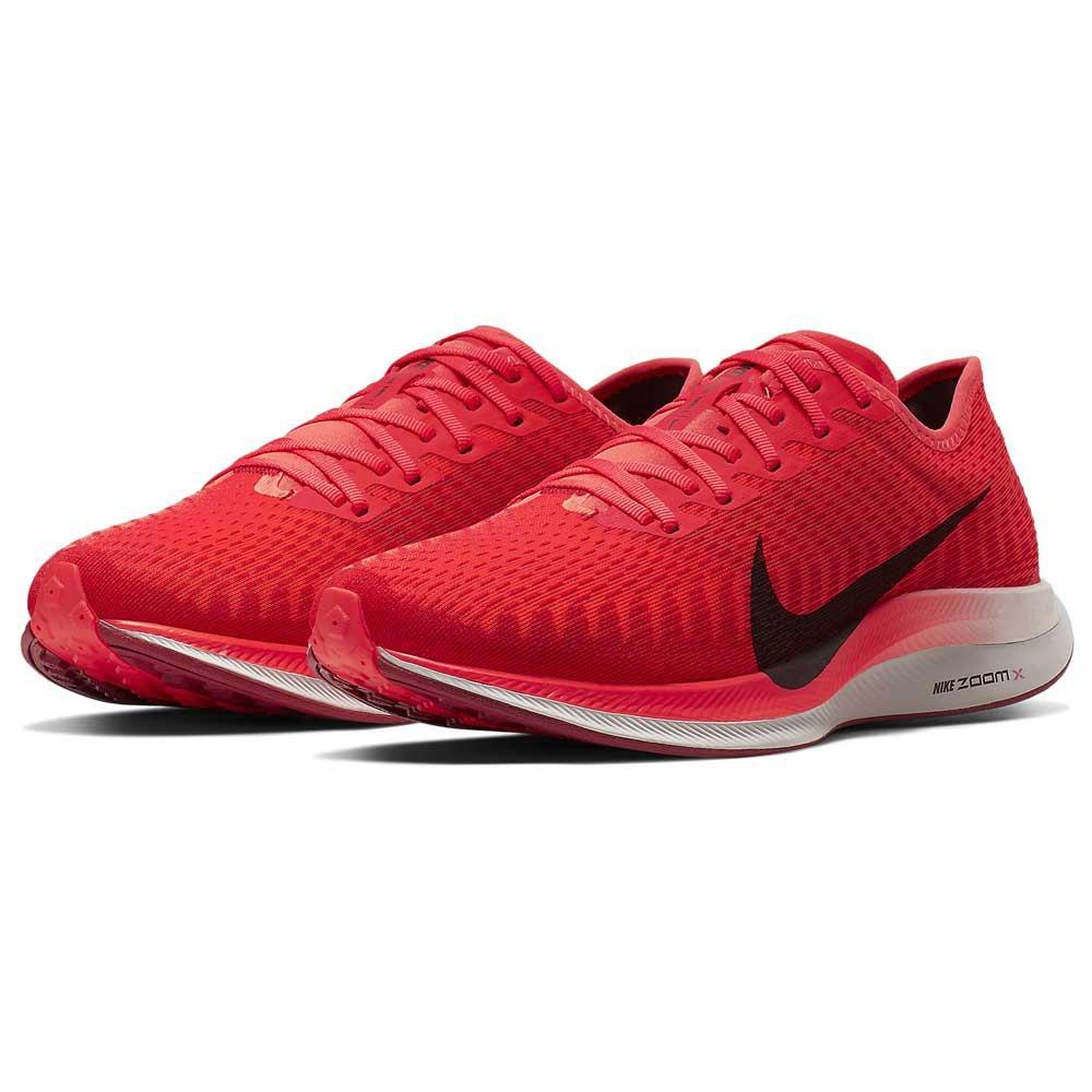 Nike Chaussures Running Zoom Pegasus Turbo 2 Rouge, Runnerinn