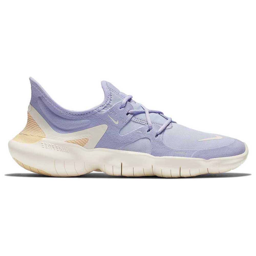 Nike Free RN 5.0 W Purple Agate/Celestial Gold/Pale Ivory