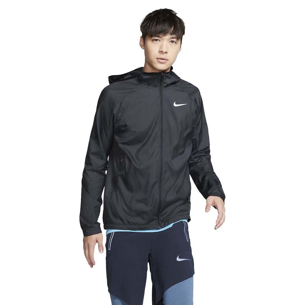Nike Essential Svart kjøp og tilbud, Runnerinn Jakker