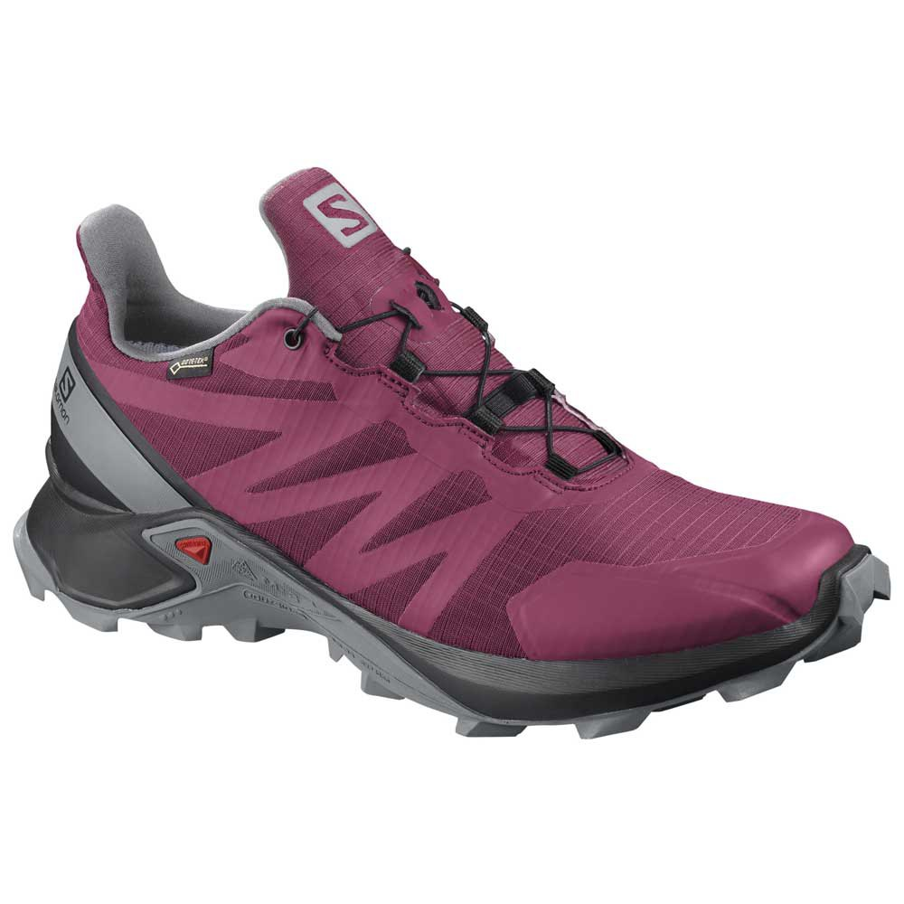 Zapatillas trail running Salomon Supercross Goretex