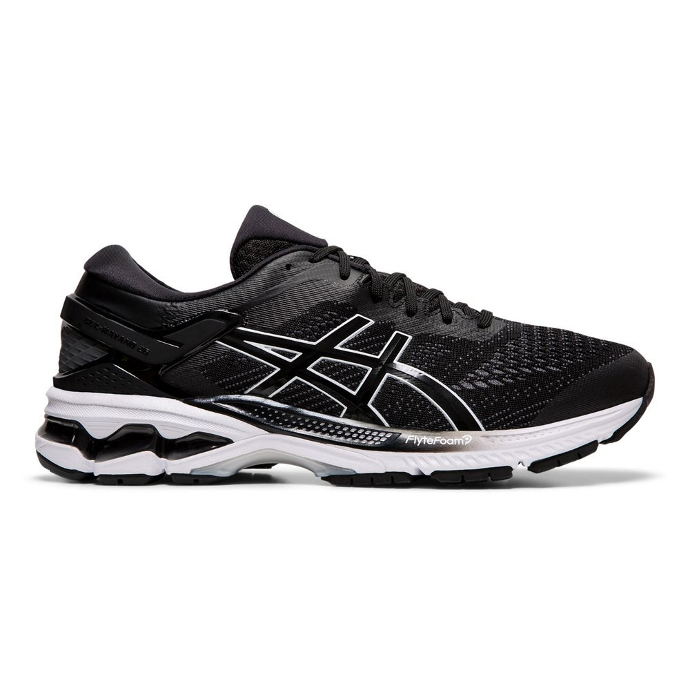 Zapatillas running Asics Gel Kayano 26 EU 40 Black / White