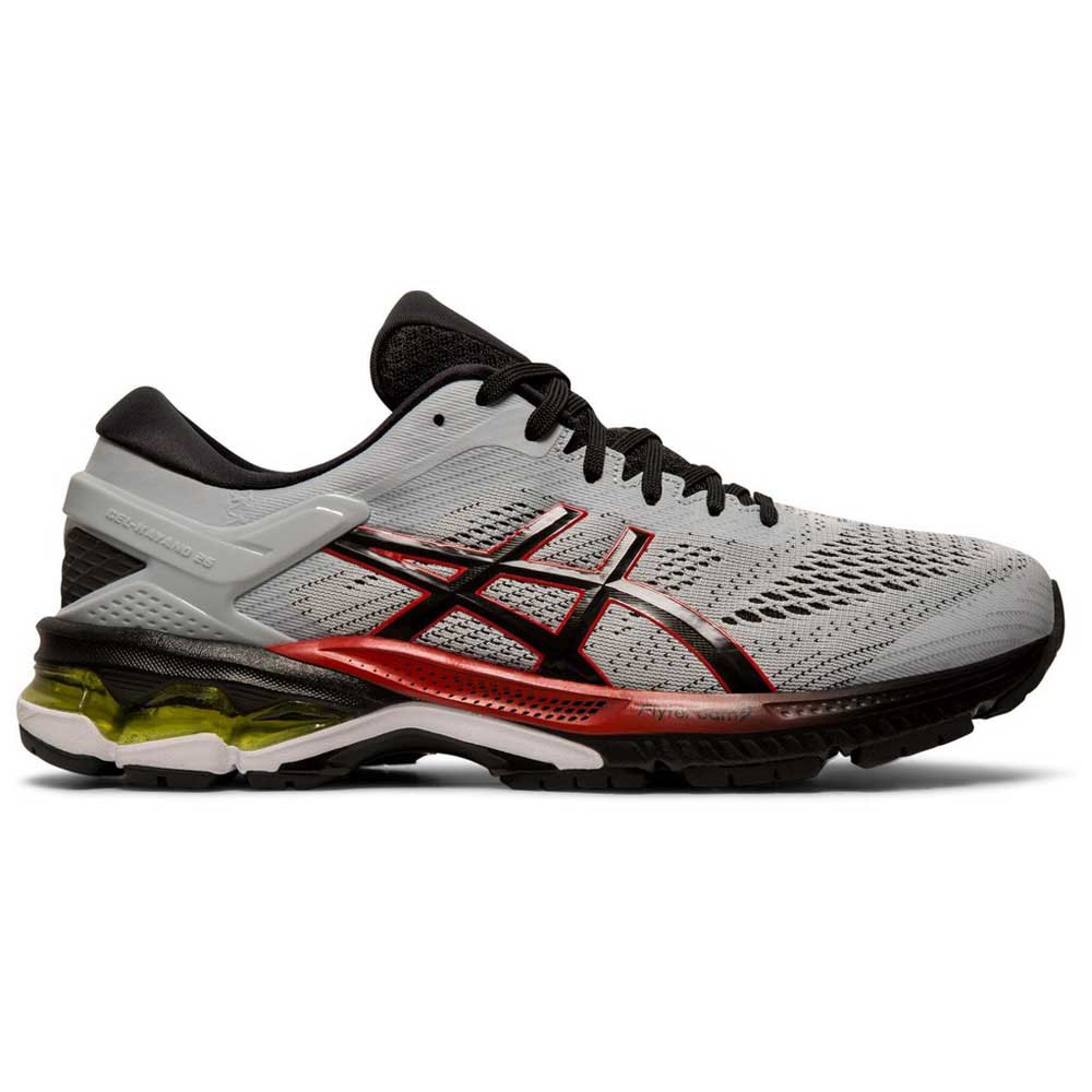 Zapatillas running Asics Gel Kayano 26 EU 40 Piedmont Grey / Black