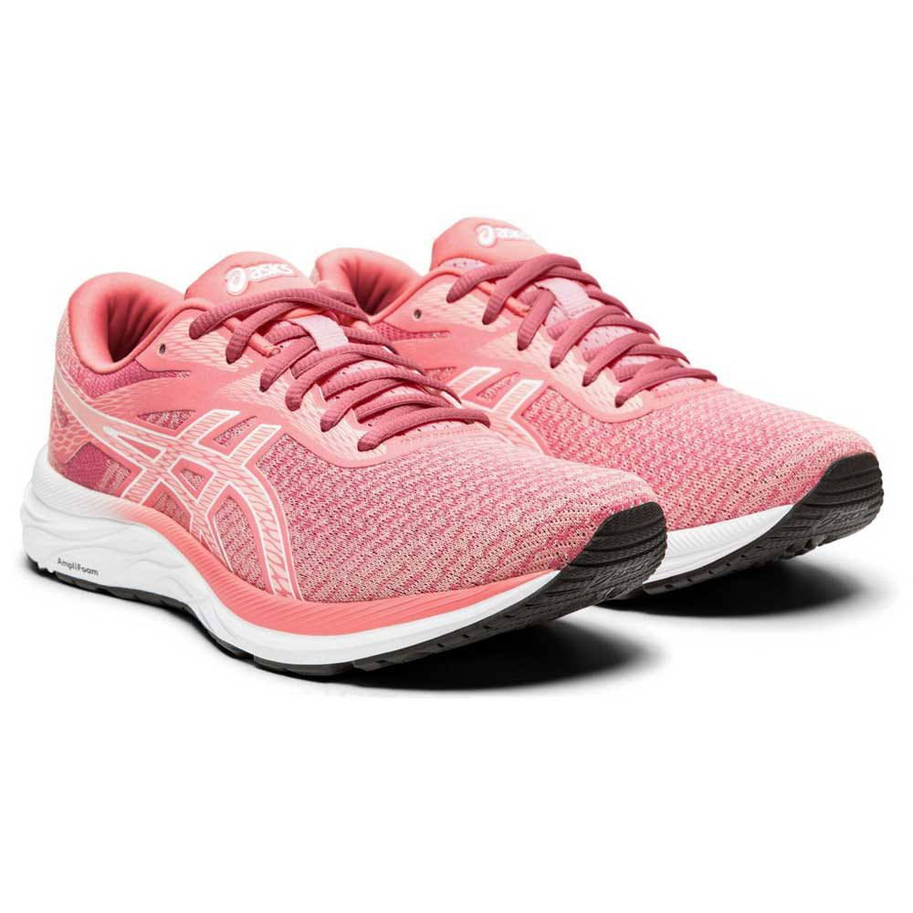 bronce Distinguir Marte  Asics Gel Excite 6 Twist Pink buy and offers on Runnerinn
