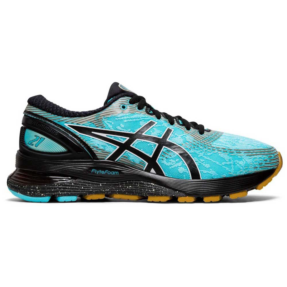 Running Asics Gel Nimbus 21 Winterized