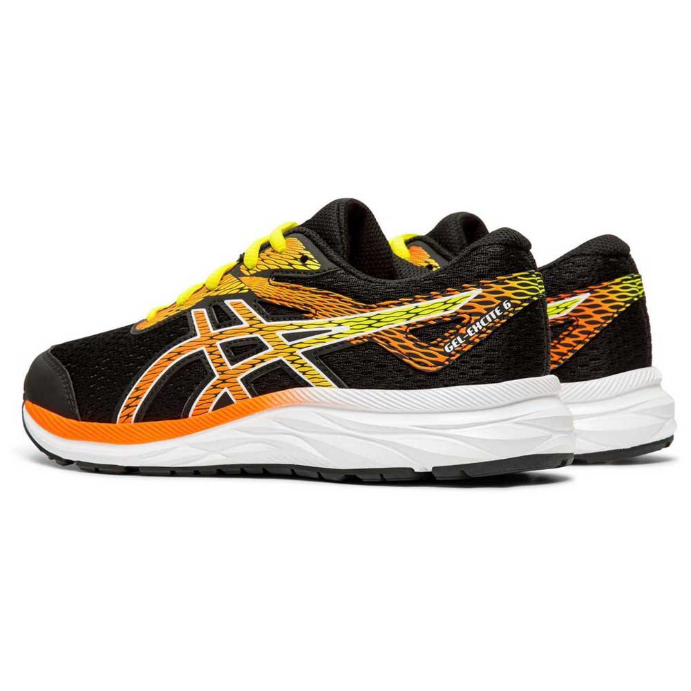 Asics Gel Excite 6 GS Black buy and