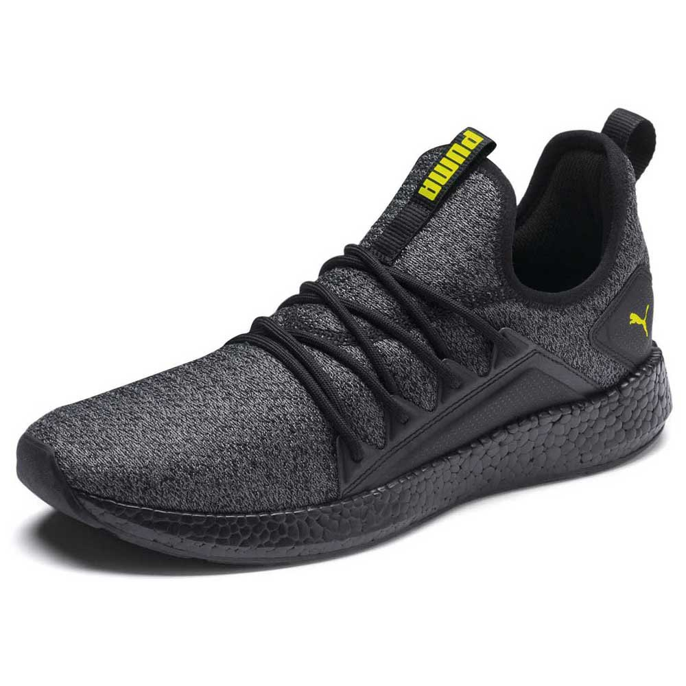 Puma Nrgy Neko Knit Black buy and offers on Runnerinn