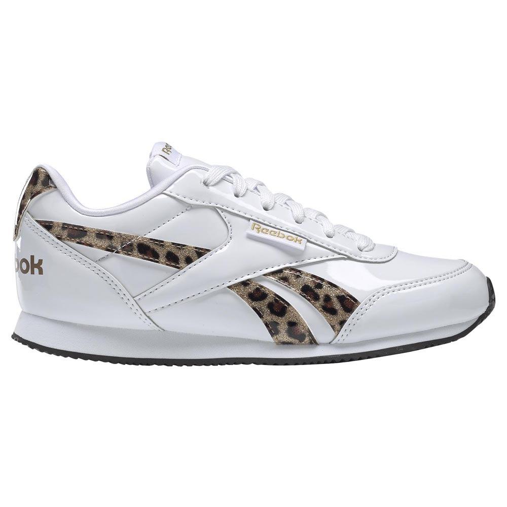 Reebok Royal Cl Jog 2 Infant & Toddler Sneaker Whitegold