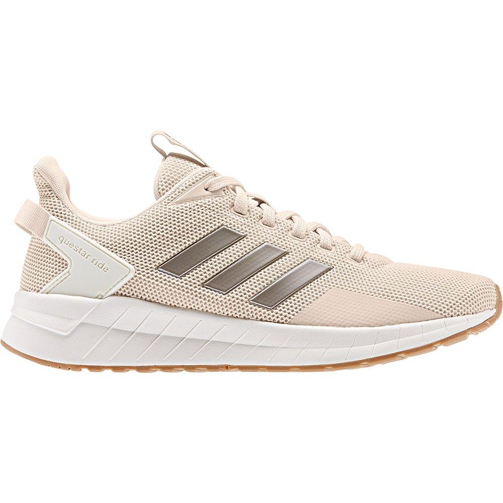 adidas Questar Ride Running Shoes Beige, Runnerinn