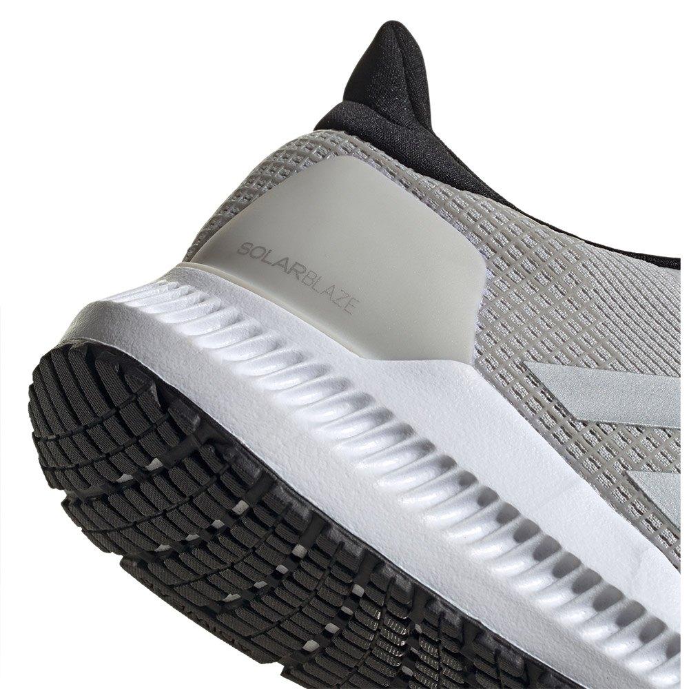 adidas Solar Blaze Gris acheter et offres sur Runnerinn