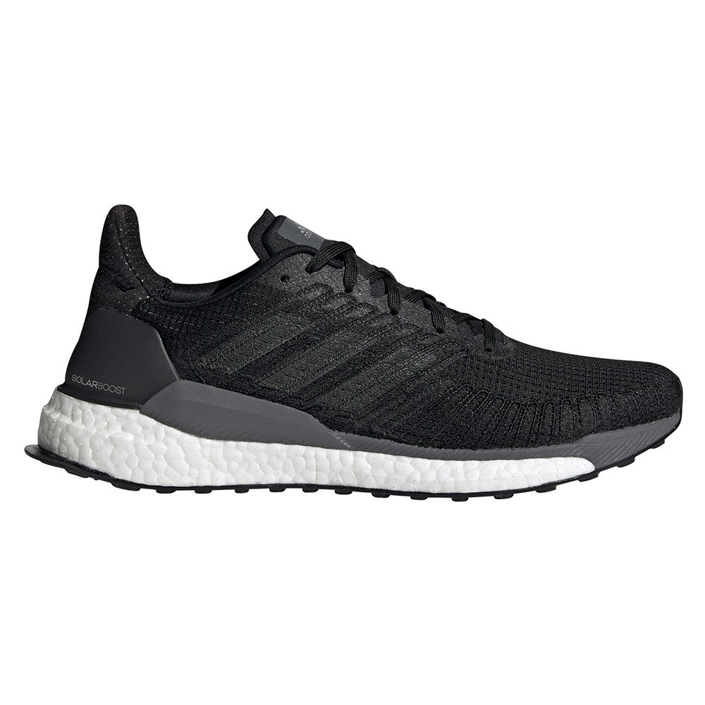 Adidas Solar Boost EU 45 1/3 Core Black / Carbon / Grey Five