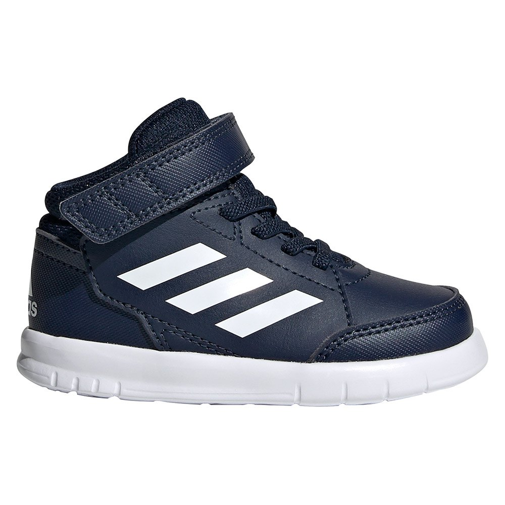 adidas Kids Alta Sport CF Strap Trainers Sports Shoes Sneakers Infants Low Top