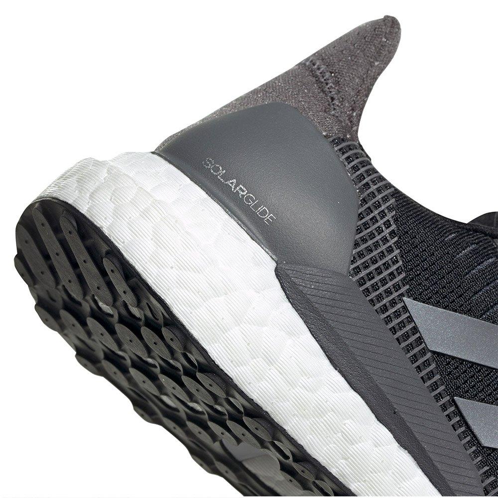 adidas Solar Glide Svart kjøp og tilbud, Runnerinn