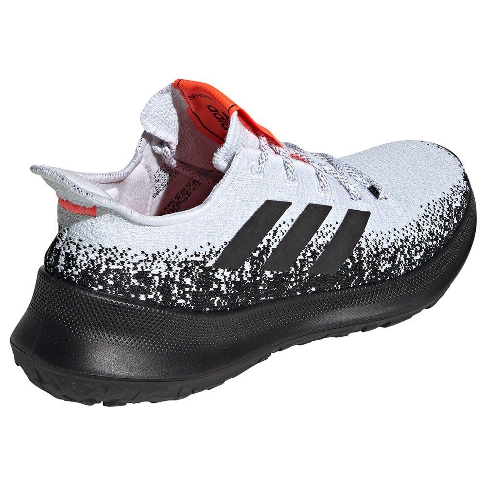 adidas Sensebounce+ Hvit kjøp og tilbud, Runnerinn Sneakers