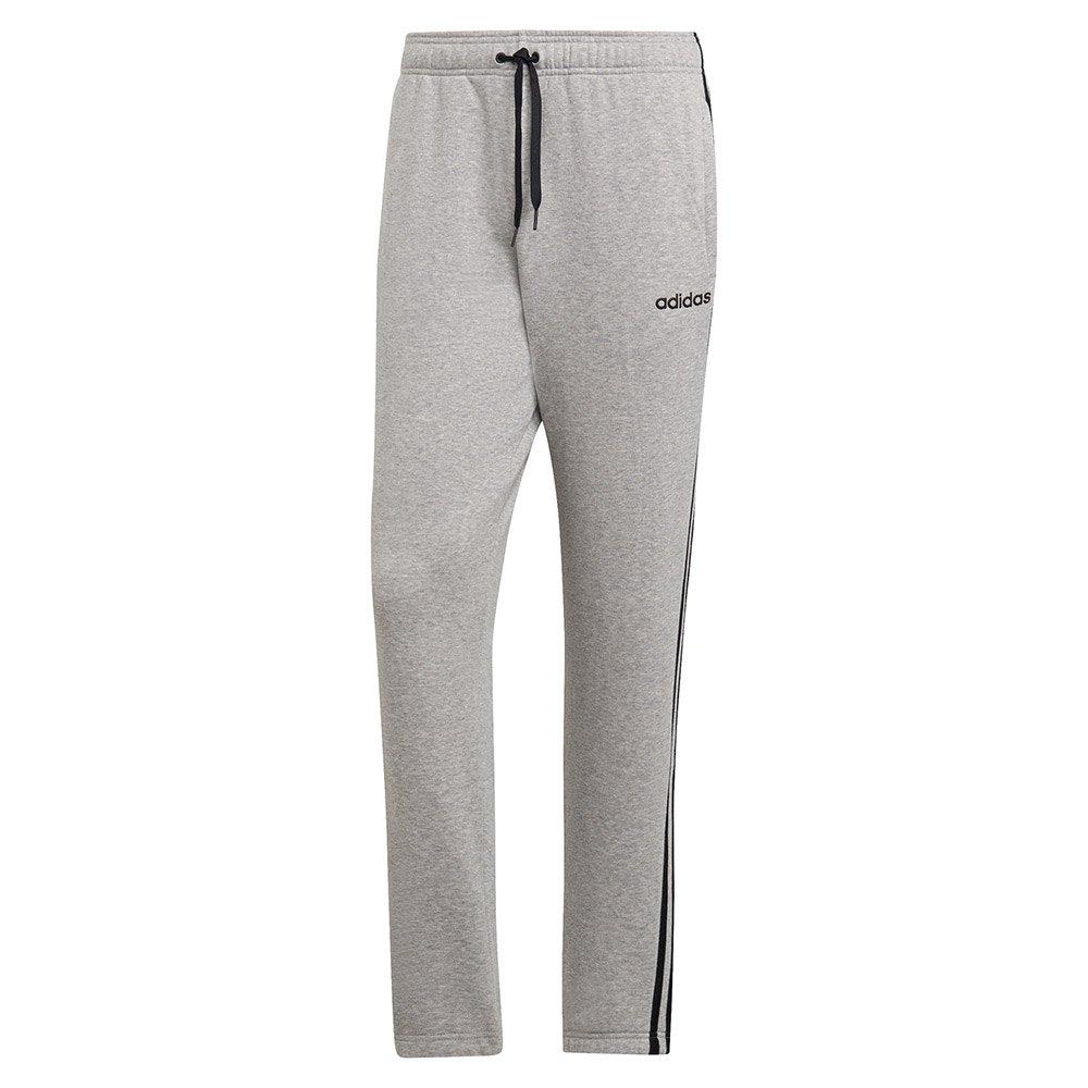 adidas Essentials 3 Stripes Pants Long Grijs, Runnerinn Broeken