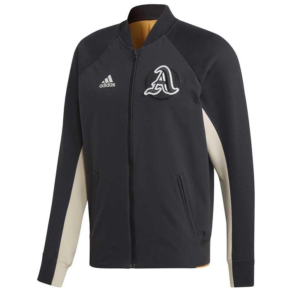 adidas Varsity Jacket Regular Noir, Runnerinn
