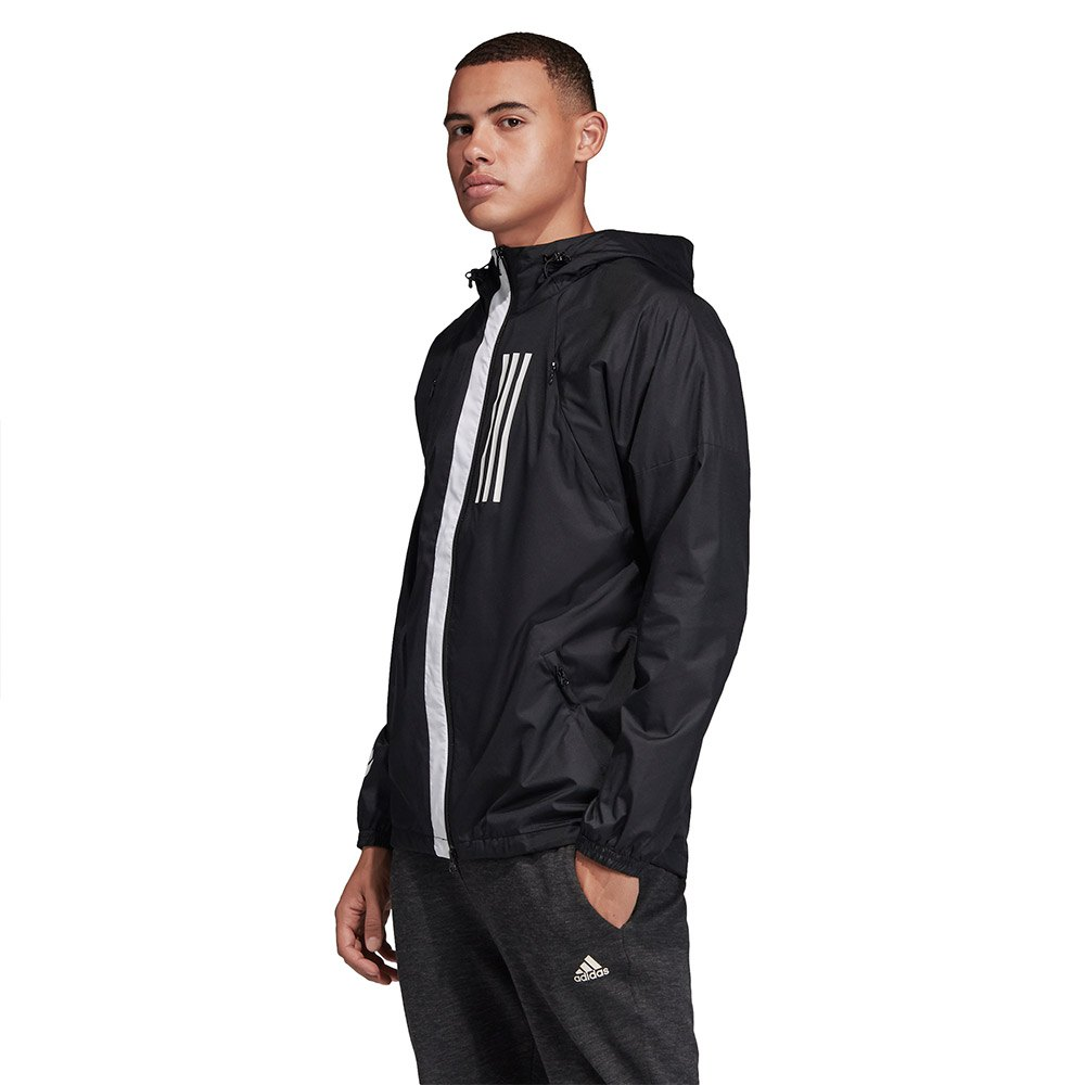 adidas WND Mesh Jacket Regular Svart, Runnerinn