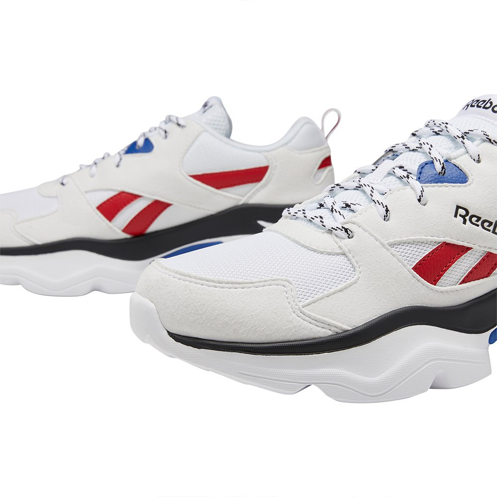 Reebok Royal Bridge 3.0 Running Sneakers Shoes White Pink Sneakers DV8335 Sz4-12