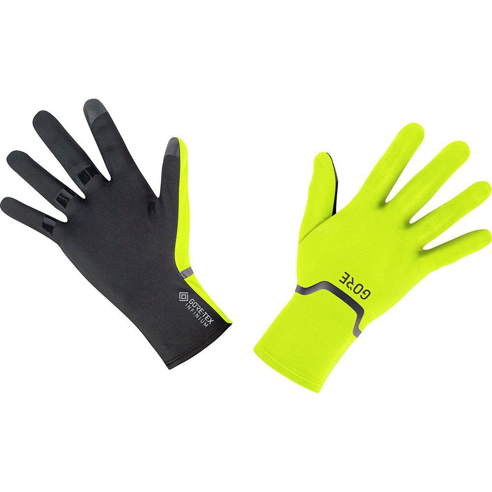 Gants Gore--wear M Goretex Infinium Stretch S Neon Yellow / Black