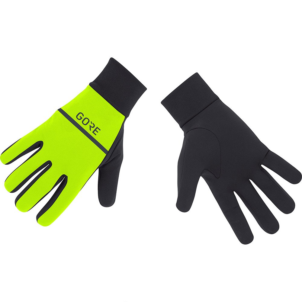 Gants Gore--wear R3 L Neon Yellow / Black