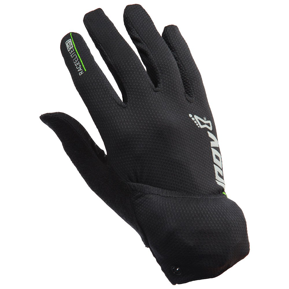 Inov8 Unisex Race Ultra Mitt Running Mittens Black Training Sports Casual