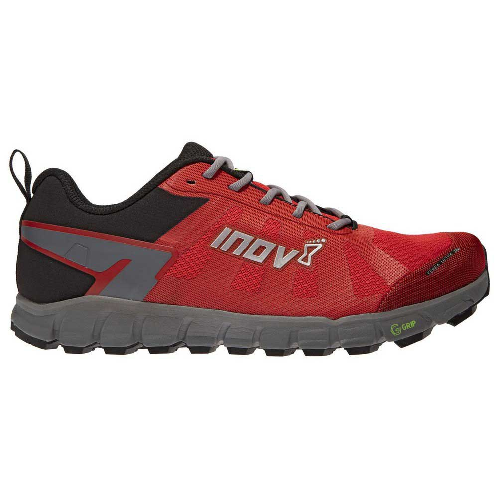 Zapatillas trail running Inov8 Terraultra G 260 EU 38 Red / Grey